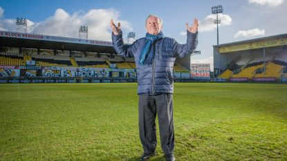"""Willy Peeters (89) was bijna halve eeuw ploegafgevaardigde bij Sporting Lokeren: """"Zal van de club houden tot mijn laatste snik"""""""