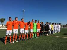 Panneman op WK opnieuw onderuit met Oranje