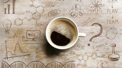 We zetten allemaal onze koffie verkeerd