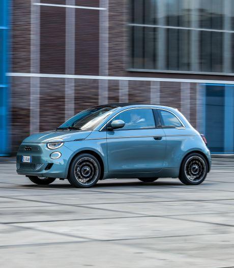 Voltreffer van Fiat: de elektrische 500e blijkt méér dan een 'schattige stadsauto'