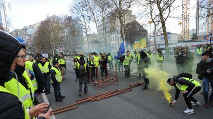Op 4 januari eerste rechtbankzitting rond 'gele hesjes'