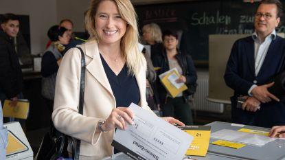 Hogere opkomst voor Europese verkiezingen