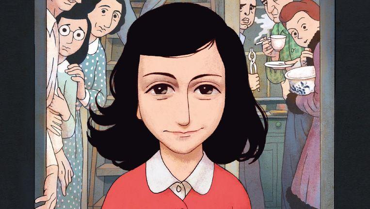 Regisseur Ari Folman was 'verbijsterd' over Annes volwassen kijk op de wereld Beeld -