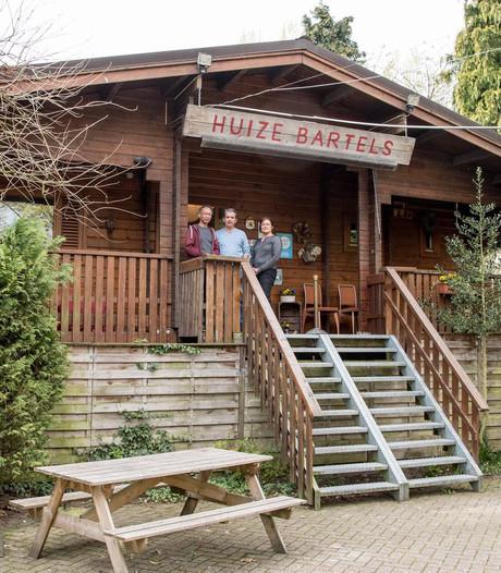 Verlaten Huis van Bartels wacht sloop