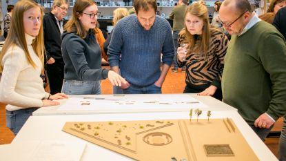 """""""Meer groen, ruimte voor ontmoeting en water"""": jongeren ontwerpen hun ideale Grote Markt"""