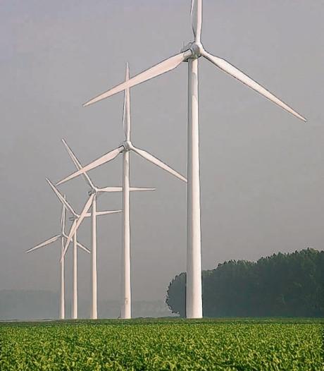 Windplan Groen moet flink deel molens schrappen rond Dronten en Lelystad