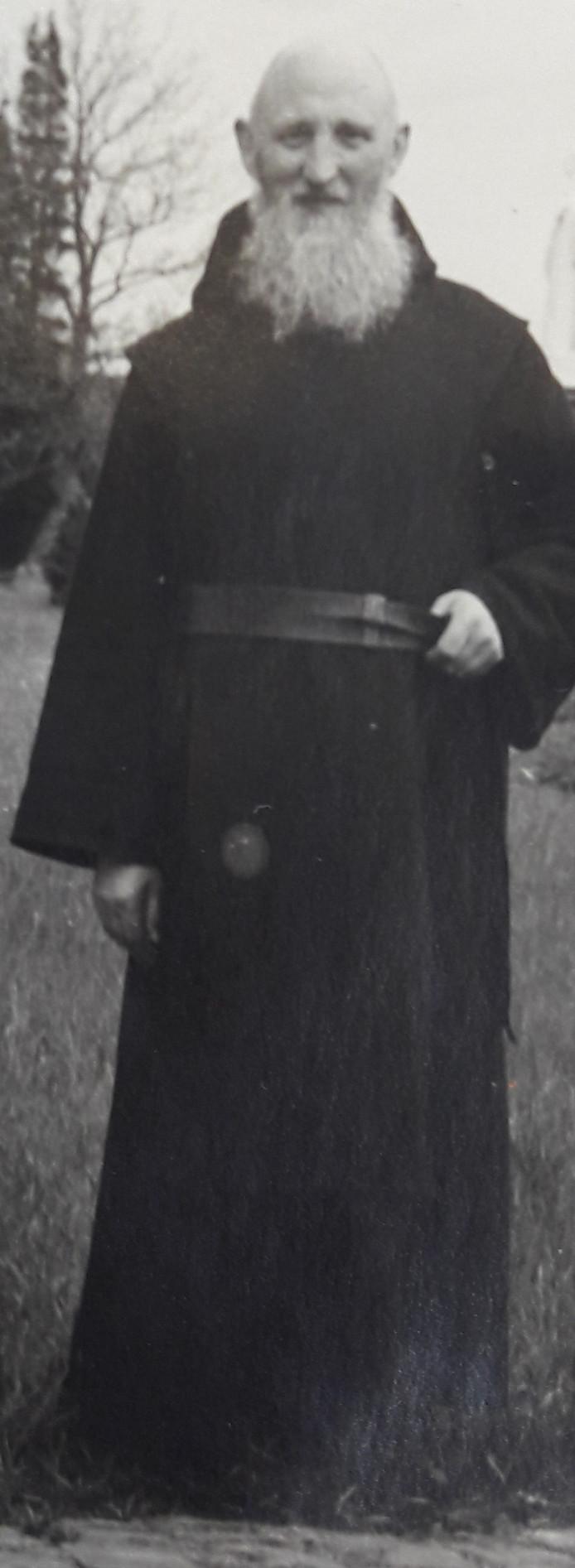 Broeder Stanislaus, trappist van Koningshoeven, diende de Duitse keizer, de Führer en Onze Lieve Heer.