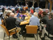 Stichting Hunenhof is in de nieuwe Voorste Venne vooral een doorgeefluik