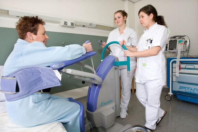 Onder meer stageplaatsen voor mbo-studenten voor de opleiding Verpleegkunde zijn momenteel lastig te vinden.