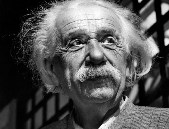 Einstein.