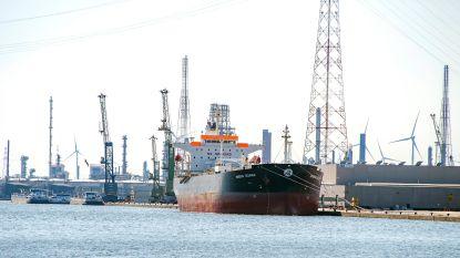 Klacht tegen kapitein na corona-uitbraak op schip in Antwerpse haven