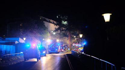 Brand in Ukkels woonzorgcentrum: coronapatiënt naar ziekenhuis en 19 van 90 bewoners krijgen elders onderdak