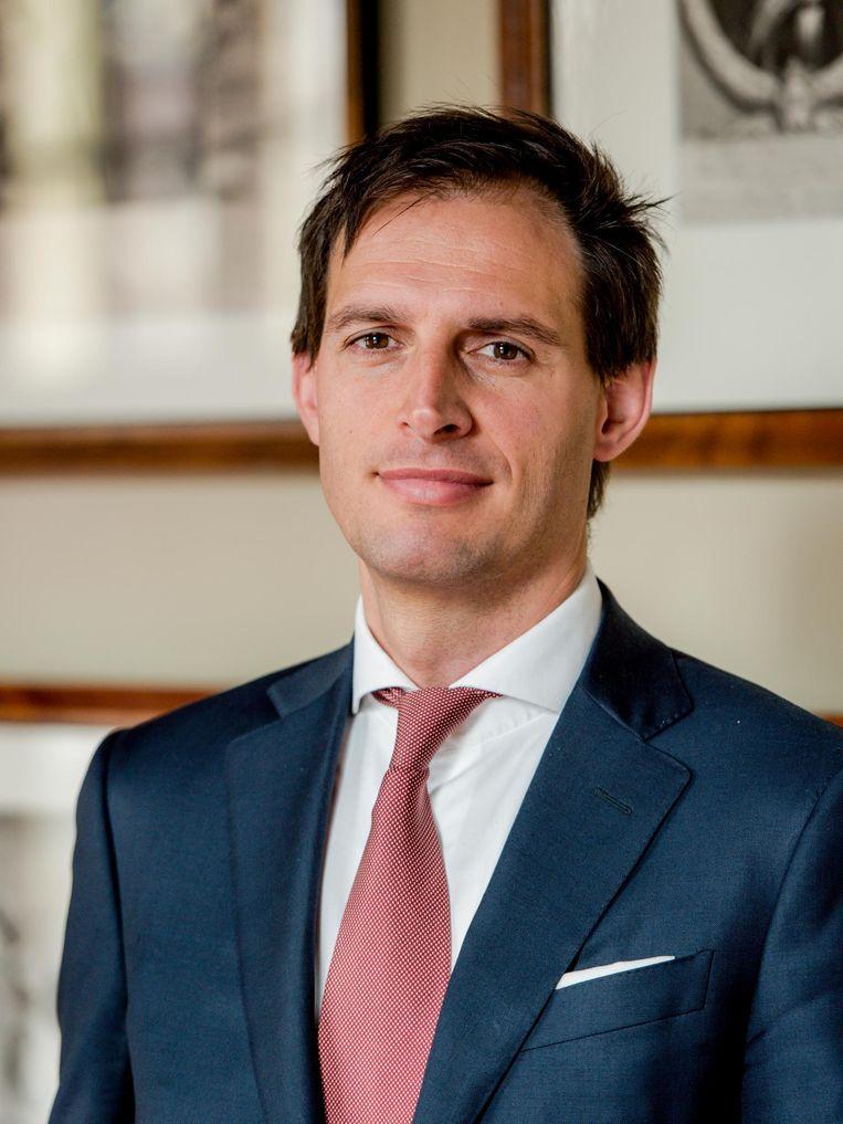 Wopke Hoekstra, CDA-senator Beeld ANP