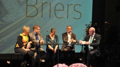 Gouverneur Briers neemt afscheid met drie debatten