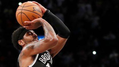 Kyrie Irving breekt 35 jaar oud record bij debuut voor Brooklyn Nets