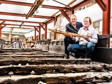 Na jaren puzzelen is dit eeuwenoude Romeinse schip compleet: 'Het was net detectivewerk'