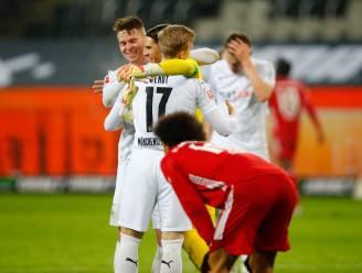 Mönchengladbach smeert Bayern München tweede nederlaag van seizoen aan