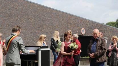Gemeente organiseert huwelijken in openlucht