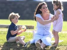 Kate Middleton de sortie pour acheter des costumes d'Halloween à ses enfants