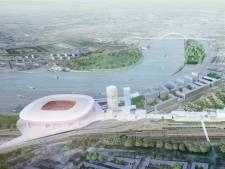 Rotterdam wil meer inzicht in kosten nieuw stadion Feyenoord