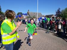 Schuttershoek IJzendijke loopt ruim 1.100 euro bij elkaar voor goed doel