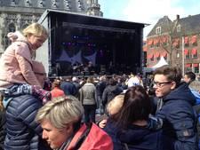 Peer verovert Markt Middelburg