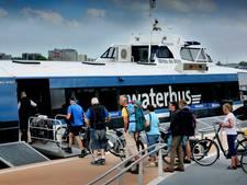 Waterbus naar Rotterdam krijgt warm welkom in Goudse regio