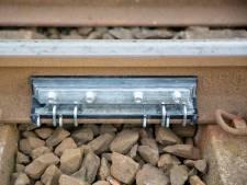 Treinen tussen Dordt en Venlo maken straks minder lawaai dankzij stiller spoor