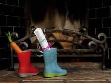 'Sinterklaas opvallend gul dit jaar'