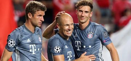 Ajax straks in München lijkt op gevalletje PSV in Barcelona
