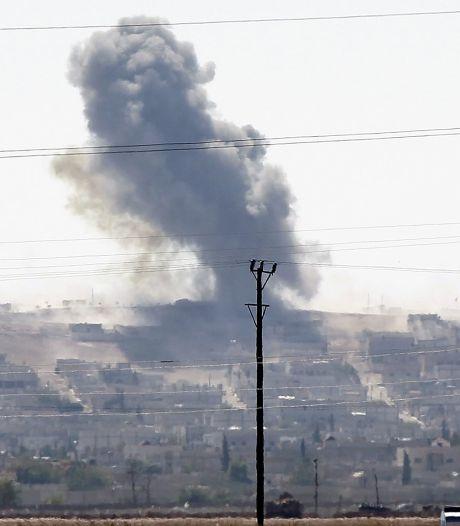 Ruim 800 doden in Kobani na 40 dagen