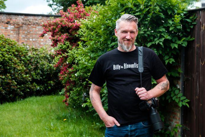 Portretfotograaf Bart Boodts.