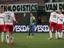 KNVB legt FC Oss boete op vanwege wangedrag fans