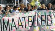 Na vier maanden van protest: 'laatste' klimaatmars gestart in Antwerpen