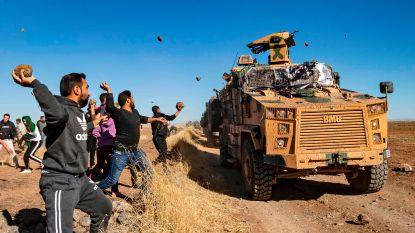 Gewonden na aanslag met bomauto tegen Turks konvooi in Syrië