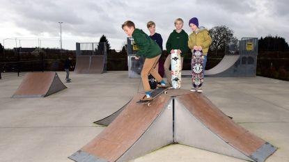 Skaters ook in de kerstvakantie