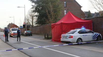Vrouw dood aangetroffen op straat in Hoegaarden