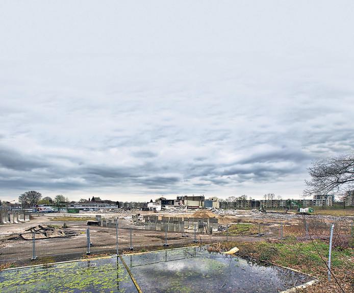 Sloop van de PDM-fabriek in Oosterhout, begin dit jaar.