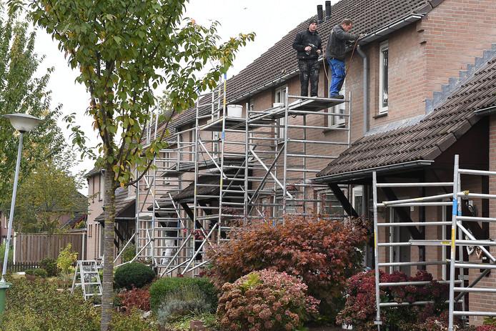 Huurwoningen in De Karekiet in Boxmeer.