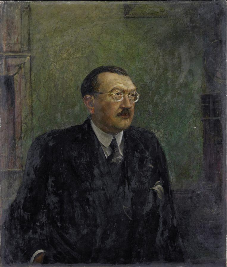 Frederik Schmidt-Degener (1922-1941) Beeld Rijksmuseum