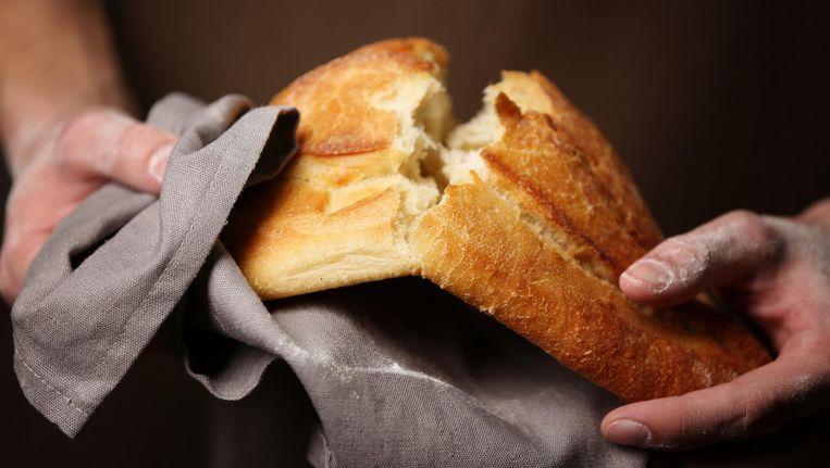 De bakkerswinkel moet vierkante meters inleveren. Beeld Shutterstock