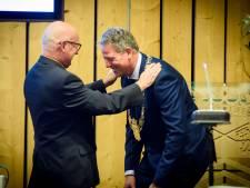 Bosma geïnstalleerd als burgemeester van Bladel