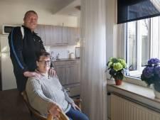 Bas (44) uit Almelo hoeft niet langer in ijskoud huurhuis te wonen
