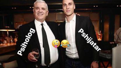 AEK reserveert al psycholoog voor Vranjes