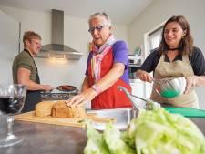 Groot Boekels Diner is lekker eten én mensen leren kennen