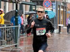Atleet Gunter Geens maakt in Steenbergen prima comeback
