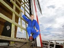 Bram (11) is de jongste molenaar in Etten-Leur