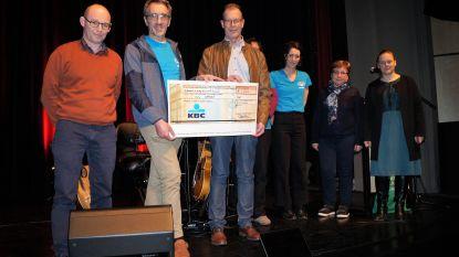 Verwenmoment voor vrijwilligers Gezinsbond levert 660 euro op voor goed doel