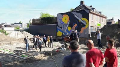 'Nieuwe' Driesprong in Breda is nu bijna helemaal af