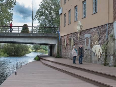 Nierspromenade in Gennep krijgt grote schoonmaak na de winter